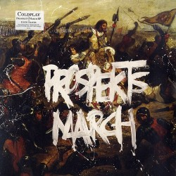 Coldplay ‎– Prospekt's March EP - Limited Edition - LP Vinyl