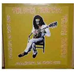 Frank Zappa – Live at Austin 26 Oct 1973 - Coloured Records