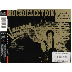Laurent Voulzy - Rockollection - Version Anglaise - CD Maxi Single