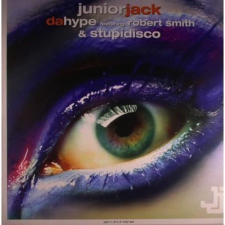 Junior Jack – Da Hype - feat. Robert Smith - Vol. 1 & 2 - Maxi Vinyl