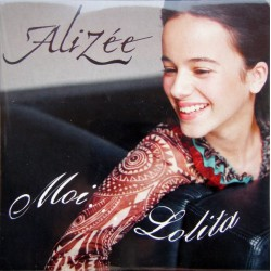 Alizée ‎– Moi… Lolita - CD Single 2 Tracks