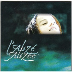 Alizée ‎– L'Alizé - CD Single Promo