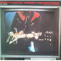 Dire Straits ‎– Money For Nothing - Maxi Vinyl