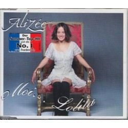 Alizée ‎– Moi... Lolita - CD Maxi Single Germany