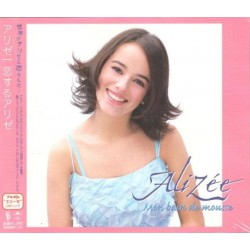 Alizée ‎– Mon Bain De Mousse - CD Maxi Single