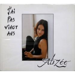 Alizée – J'Ai Pas Vingt Ans - CD Single Digipack Promo