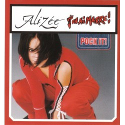 Alizée ‎– J'en Ai Marre! - Pock It - Mini CD Single