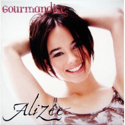 Alizée ‎– Gourmandises - CD Single 2 Tracks