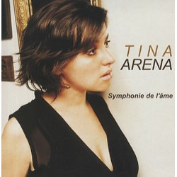 Tina Arena ‎– Symphonie De L'Âme - CD Single Promo