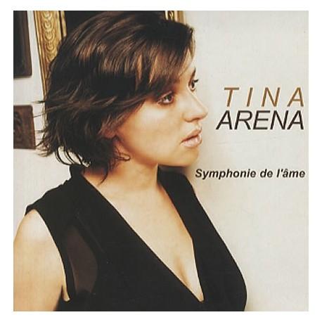Tina Arena – Symphonie De L'Âme - CD Single Promo