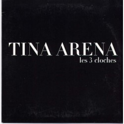 Tina Arena ‎– Les 3 Cloches - CD Single Promo