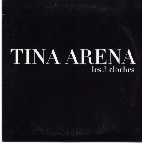 Tina Arena – Les 3 Cloches - CD Single Promo