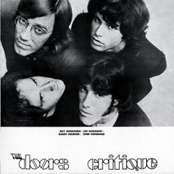 The Doors - Critique - Coloured LP Vinyl