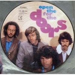The Doors - Waiting For The Sun - Open The Doors For The Doors - LP Vinyl Picture Disc