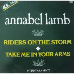Annabel Lamb - Riders On The Storm ( The Doors Cover ) - Maxi Vinyl Promo