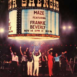 Maze Featuring Frankie Beverly – Live In New Orleans