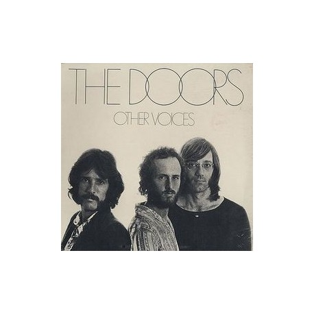 The Doors - Other Voices - LP Vinyl Gatefold