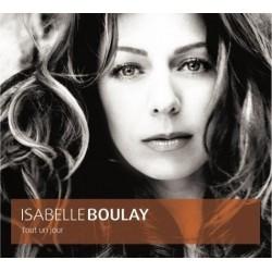Isabelle Boulay - Tout Un Jour - CD Album Digipack Edition