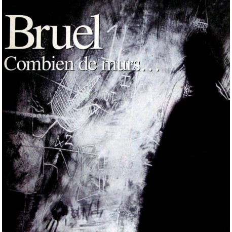 Patrick Bruel - Combien De Murs... - CD Single