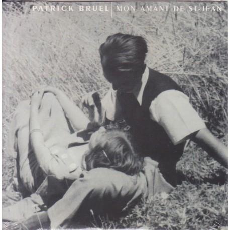 Patrick Bruel - Mon Amant De Saint Jean - CD Single Promo
