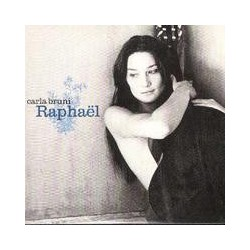 Carla Bruni - Raphaël - CD Single Promo