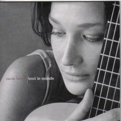 Carla Bruni - Tout Le Monde - CD Single Promo