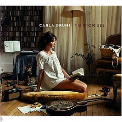 Carla Bruni - No Promises - CD Album Promo