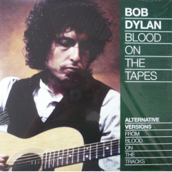 Bob Dylan ‎– Blood On The Tapes - LP Vinyl Coloured