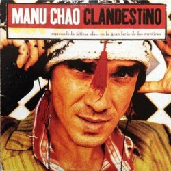 Manu Chao ‎– Clandestino - CD Single Promo 1 Track