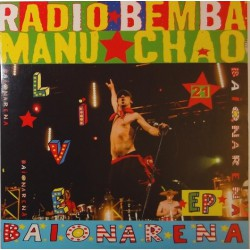 Manu Chao ‎– Baionarena - CDr Single Promo