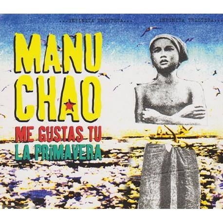 Manu Chao – Me Gustas Tu - CD Maxi Single