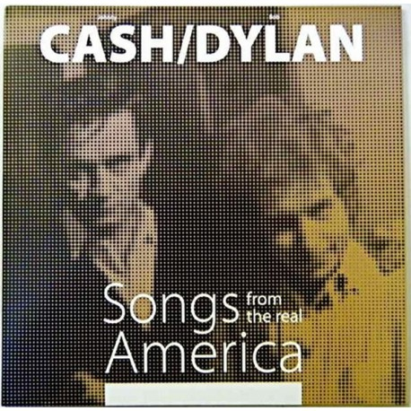 Bob Dylan & Johnny Cash ‎– Songs From The Real America - LP Vinyl