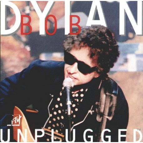 Bob Dylan – MTV Unplugged - Double LP Vinyl