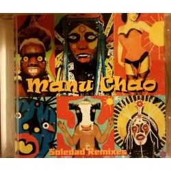 Manu Chao - Soledad Remixes - CD Album