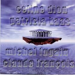 Celine Dion - Patricia Kaas - Michel Fugain - Claude François - CD Single Promo