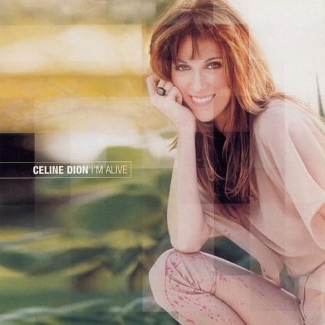 Celine Dion – I'm Alive - CD Single