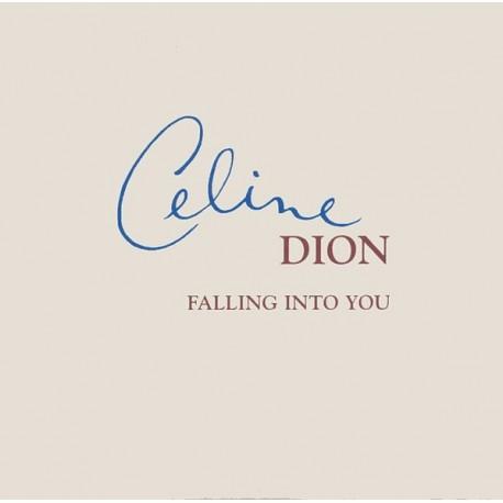 Celine Dion – Falling Into You - CD Single Promo