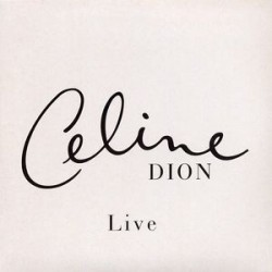 Celine Dion ‎– Live - CD Single Promo