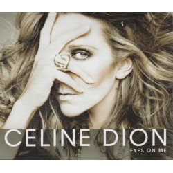Céline Dion - Eyes On Me - CDr Single Promo