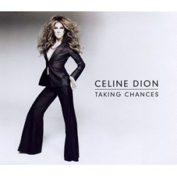 Celine Dion ‎– Taking Chances - CD Maxi Single Promo