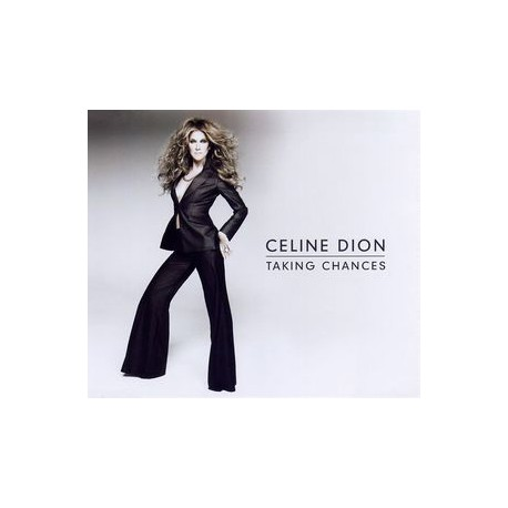 Celine Dion – Taking Chances - CD Maxi Single Promo