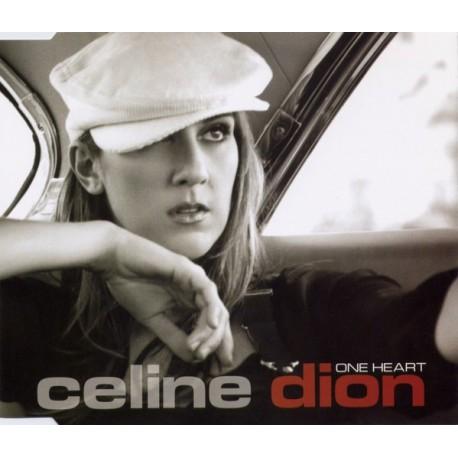 Céline Dion - One Heart - CD Maxi Single Promo