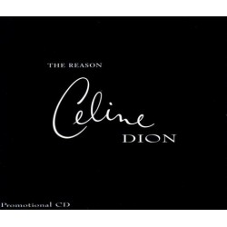 Céline Dion - The Reason - CD Maxi Single Promo