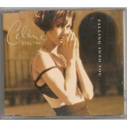 Céline Dion - Falling Into You - CD Maxi Single