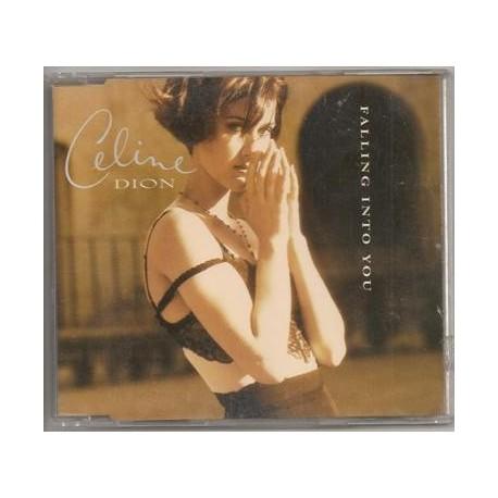 Céline Dion - Falling Into You - CD Maxi Single