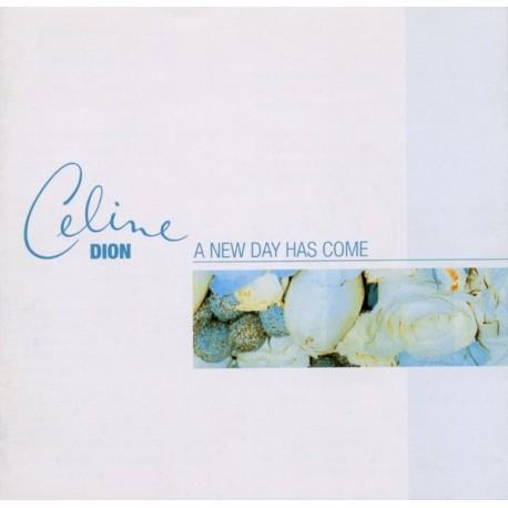 Céline Dion - A New Day Has Come - CD Maxi Single Japan