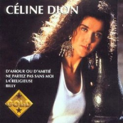 Céline Dion - Gold - CD Album