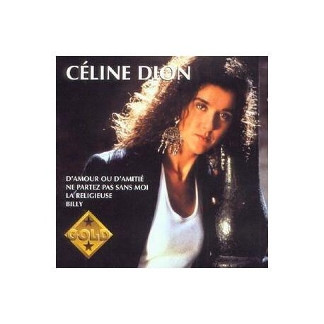 Céline Dion - Gold - CD Album