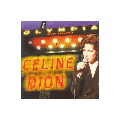 Céline Dion -  À L'Olympia - CD Album