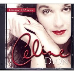 Céline Dion - Chanson d'Amour - CD Album Compilation